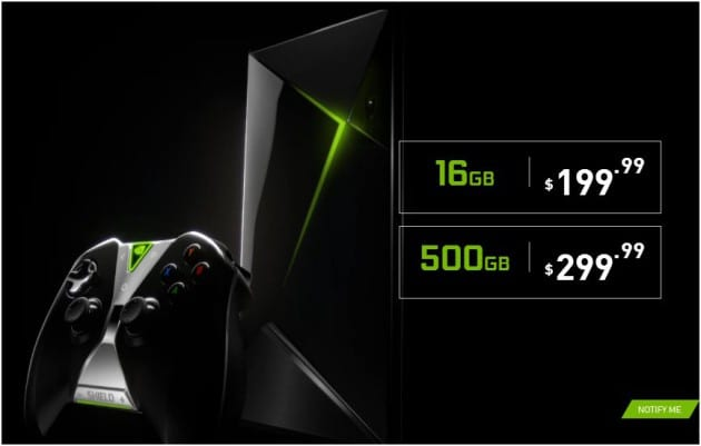 NVIDIA Shield TV vs Shield TV Pro - Fiyatı